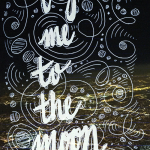 """Fly me to the moon"" by Carol Mertz"